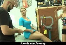 Porn Casting Teen for Money 30 5 min