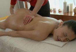 Shy Asiatic Girl Wants A Massage! 24 min