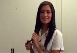 Vídeo porno – Giselle Mari Job Interview Fuct 420   AyPillin.com   Navegación Privada