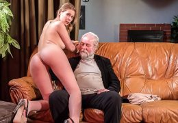 XXX SHADES – #Casey A. – Hot Teen Smashed By Old Man